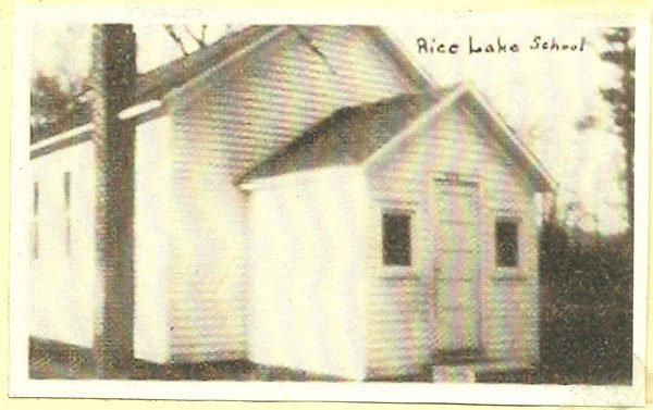 Rice Lake School Building