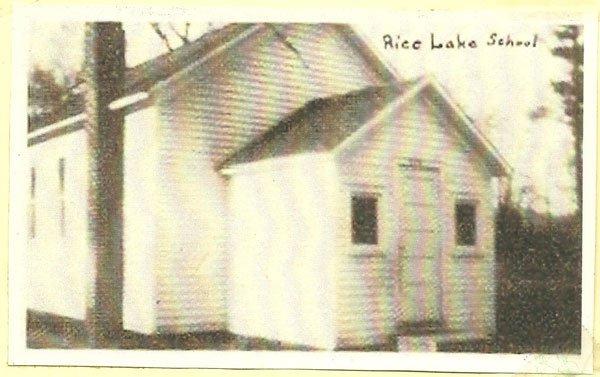 Rice Lake School Building